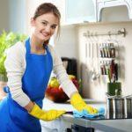 Nettoyage de la maison pendant les vacances